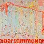 Kollektionsverkauf  2011-2012, Acryl auf Leinwand, 150 x 200 cm
